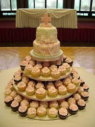 How To Decorate Christening Cake Best 25 First Communion Decorations Ideas On Pinterest First