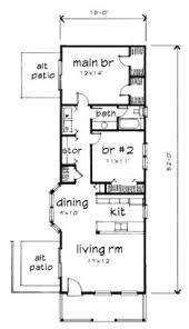 Drawing Floor Plan Little House On A Trailor 16 X 40 Floorplan Tiny Living