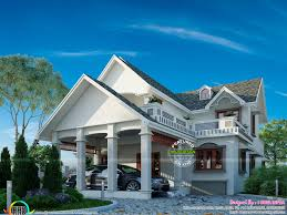 home design magazine in kerala december kerala home design and floor plans graceful looking slope