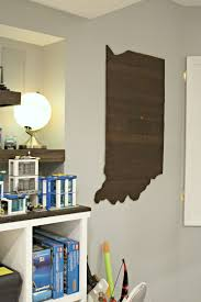 diy planked state art with thrifty decor minwax blog
