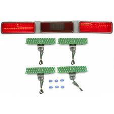 dakota digital led tail lights 1971 chevy impala caprice led tail lights dakota digital lat nr391