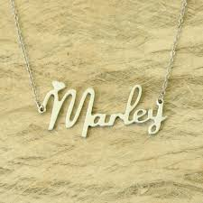 custom personalized jewelry custom name necklace personalized jewelry name necklace with heart