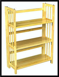 Mission Style Bookcase Bookcase Foldable Bookcase For Living Space Mission Folding