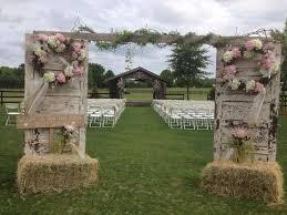 Rustic Wedding Outstanding Rustic Wedding Altar Rustic Wedding Altar Decorations