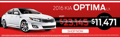 Price Of The Kia Optima Kia Of Bradley New Kia Dealership In Bradley Il 60915