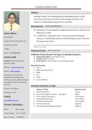 examples of well written resumes resume example and free resume