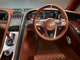 bentley inside roof now that u0027s more like it bentley exp 10 speed 6 points to new two