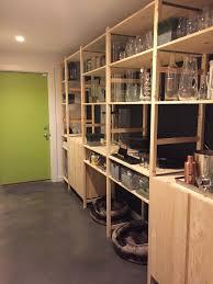 ikea hack ivar shelves hutten wine rack bekvam step stool