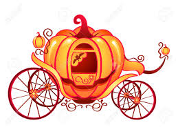 cinderella pumpkin carriage pumpkin carriage for cinderella or isolated white