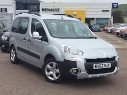 used peugeot partner tepee cars for sale motors co uk