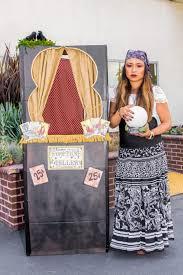 diy fortune teller halloween costume crowned creations