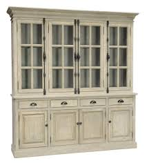 french style hutch with buffet display cabinet free shipping