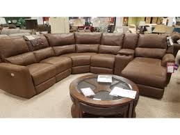 southern motion producer 6 piece power reclining sectional with