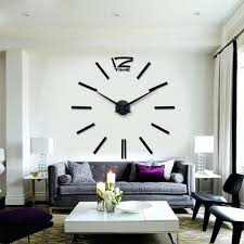 wall ideas large mirror wall clock uk extra large mirror wall large mirror wall clock uk quartz diy 3d wall clock 20 inch large clock watch best acrylic mirror metal wall stickers clocks home decoration from reliable