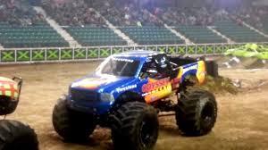 monster truck show lubbock tx monster x tour bigfoot in topeka ks youtube
