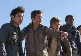movie review u0027maze runner the scorch trials u0027 runs down a road of