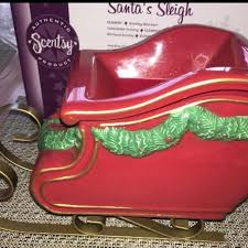santa sleigh for sale find more scentsy santa sleigh for sale at up to 90
