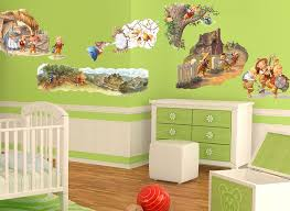 pigs wall decal