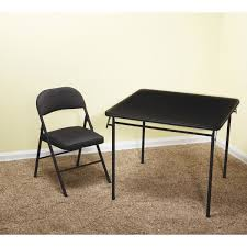 cosco square folding table cosco square folding table 14 619 blk2 sweet valley do it best