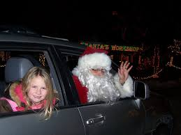 Christmas Lights For Cars Holiday Light Show Jellystone Park In Caledonia Wi