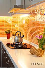 orange kitchen decor kitchen design