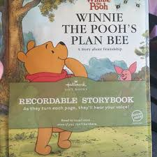 recordable books find more new winnie the pooh hallmark recordable book 12 for