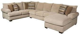 Traditional Sectional Sofas With Chaise Corinthian 61a0 Sectional Sofa With Right Side Chaise Furniture