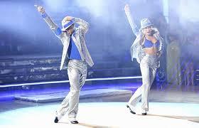Michael Jackson Smooth Criminal Halloween Costume Exclusive Dancing Stars U0027 Karina Smirnoff Talks