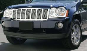 2007 jeep grand grille 2005 2010 jeep grand billet grille insert
