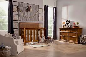 Rustic Convertible Crib by Franklin U0026 Ben Nelson 4 In 1 Convertible Crib Set With Toddler