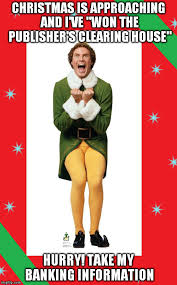Elf Christmas Meme - buddy the elf imgflip