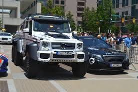 mercedes g class 6x6 i got to see this beauty last week at gumball 3000 mercedes