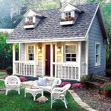Backyard Cottage Ideas by 19 Best Playhouse Plans Images On Pinterest Playhouse Plans