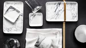 Home Decor Trend 30 Ways To Try The Major White Marble Home Decor Trend Stylecaster
