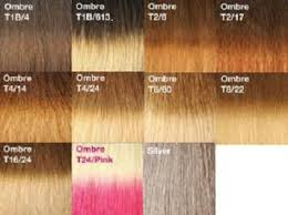 gbb hair extensions gbb classic human hair in ombre extensions 22 absolute