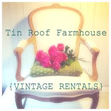 tin roof farmhouse vintage rentals northern california