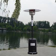 Hiland Tall Outdoor Patio Heater by Patio Heater Regulator Home Design Ideas And Pictures