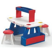 step2 creative projects kids table and chair set u0026 reviews wayfair