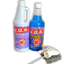 Bathtub Cleaning Tricks Rog Kit 1 Rog3 Cleaner