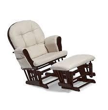 Espresso Rocking Chair Nursery Baby Nursery Glider Rocker Rocking Chair Espresso Finish With