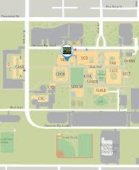 Phoenix College Campus Map by Pod Market Sun Devil Dining