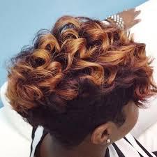 50 best african american short hairstyles black women 2017
