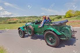 classic bentley the crew grossmann rose on a classic car bentley 6 1 2 litre