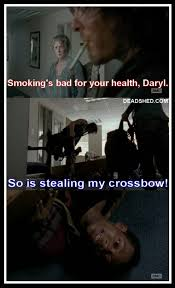 Walking Dead Meme Daryl - deadshed productions road safety edition the walking dead 5x06