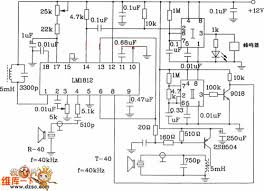 car reverse alarm circuit diagram other circuit basic circuit