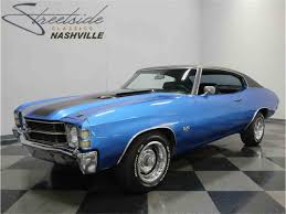 Chevelle Ss Price 1971 Chevrolet Chevelle Ss For Sale On Classiccars Com 19 Available
