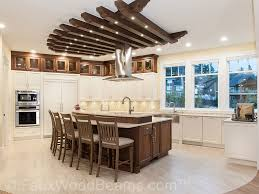 kitchen ceiling designs stunning kitchen ceiling treatment faux wood workshop