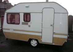 5 Berth Caravan With Awning Alpine Sprite Retro Caravan 1970 4 5 Berth Retro Caravan