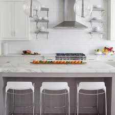 skyline furniture modern light grey counter stool