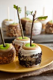 gourmet halloween chocolate 18 easy caramel apple recipes for halloween u2014 how to make caramel
